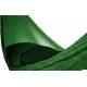 Rodinná hamaka / houpací síť DEEP GREEN, jednobarevná